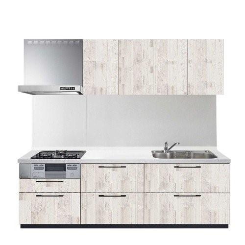 キッチン オリジナルキッチン エラーレ ERARE キャビネットプラン Wタイプ