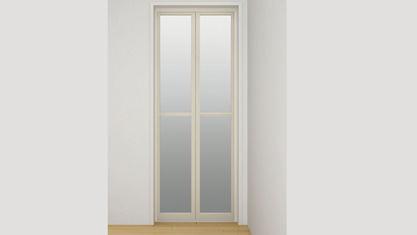 お風呂 浴室 LIXIL アライズ Zタイプ 戸建て ドア 折り戸
