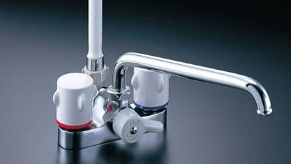 お風呂 浴室 LIXIL BW マンション 集合住宅 水栓