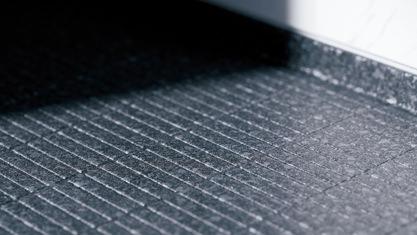 Panasonic Lクラスバスルーム ベースプラン グラリオカウンタータイプ 床 スミピカフロア