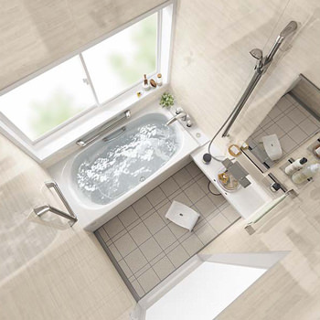 浴室 お風呂 タカラスタンダード プレデンシア