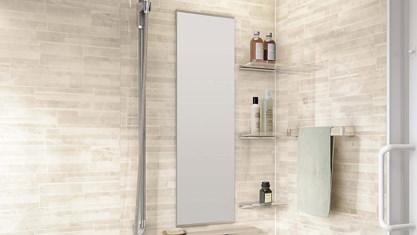 浴室 お風呂 タカラスタンダード プレデンシア ミラー ロングクリアミラー