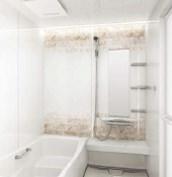浴室 お風呂 タカラスタンダード ミーナ 壁パネル ED 石目ベージュ