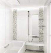 浴室 お風呂 タカラスタンダード ミーナ 壁パネル GK ジオメトリブラック