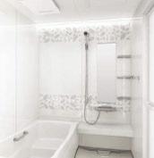 浴室 お風呂 タカラスタンダード ミーナ 壁パネル WL プラチナリーフ