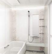 浴室 お風呂 タカラスタンダード ミーナ 壁パネル HB ベージュボーダー