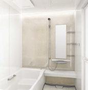 浴室 お風呂 タカラスタンダード ミーナ 壁パネル DR ロッシュベージュ