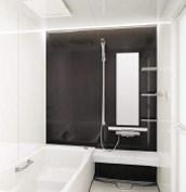 浴室 お風呂 タカラスタンダード ミーナ 壁パネル DB ダークブラウン