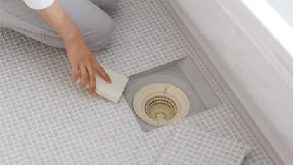 お風呂 浴室 TOTO サザナ sazana Nタイプ 排水口 お掃除ラクラク排水口
