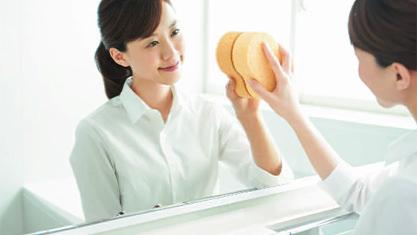 お風呂 浴室 TOTO サザナ sazana Nタイプ ミラー お掃除ラクラク鏡