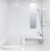 浴室 お風呂 LIXIL スパージュ CZタイプ 戸建て 壁パネル ホワイト