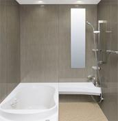 浴室 お風呂 LIXIL スパージュ CZタイプ 戸建て 壁パネル HGステッチ