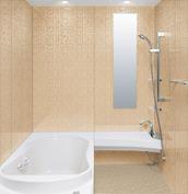 浴室 お風呂 LIXIL スパージュ CZタイプ 戸建て 壁パネル HGラタン