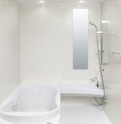 浴室 お風呂 LIXIL スパージュ CZタイプ 戸建て 壁パネル シャインウッドホワイト