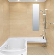 浴室 お風呂 LIXIL スパージュ CZタイプ 戸建て 壁パネル クリエペール