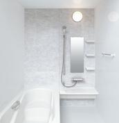 お風呂 浴室 LIXIL アライズ Zタイプ 戸建て 壁パネル グリジオセラドン