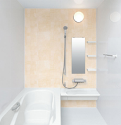 お風呂 浴室 LIXIL アライズ Zタイプ 戸建て 壁パネル シルキーステッチ