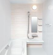 お風呂 浴室 LIXIL アライズ Zタイプ 戸建て 壁パネル オーガニックライン