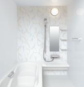 お風呂 浴室 LIXIL アライズ Zタイプ 戸建て 壁パネル パステルトーン