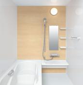 お風呂 浴室 LIXIL アライズ Zタイプ 戸建て 壁パネル クリエペール