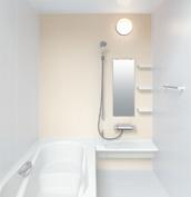 お風呂 浴室 LIXIL アライズ Zタイプ 戸建て 壁パネル ベージュ