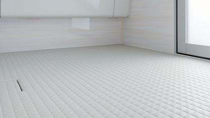 浴室 お風呂 LIXIL スパージュ CZタイプ 戸建て 洗い場 床