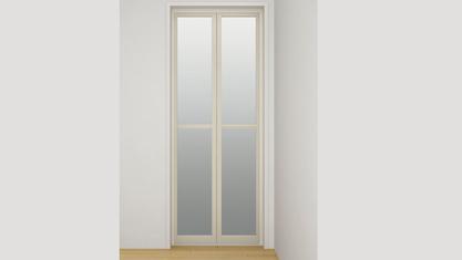 浴室 お風呂 LIXIL スパージュ CZタイプ 戸建て ドア 折り戸