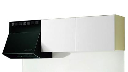 キッチン I型 クリナップ コルティ テーブルコンロタイプ Sシリーズ ショート吊戸棚
