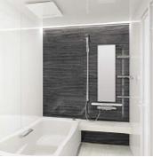 浴室 お風呂 タカラスタンダード プレデンシア 壁パネル YK ウォルナットブラック