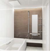 浴室 お風呂 タカラスタンダード プレデンシア 壁パネル YM ウォルナットミディアム