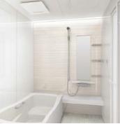 浴室 お風呂 タカラスタンダード プレデンシア 壁パネル YS ウォルナットホワイト