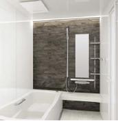 浴室 お風呂 タカラスタンダード プレデンシア 壁パネル BI ブリックダーク