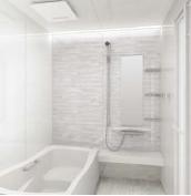 浴室 お風呂 タカラスタンダード プレデンシア 壁パネル CI ブリックグレー