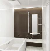 浴室 お風呂 タカラスタンダード プレデンシア 壁パネル VB パールブラウン