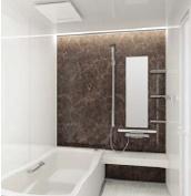 浴室 お風呂 タカラスタンダード プレデンシア 壁パネル JDB マロンブラウン