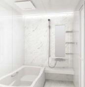 浴室 お風呂 タカラスタンダード プレデンシア 壁パネル JDW ドラマチックホワイト