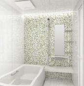 浴室 お風呂 タカラスタンダード プレデンシア 壁パネル JML ライムエンボス