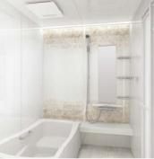 浴室 お風呂 タカラスタンダード プレデンシア 壁パネル ED 石目ベージュ