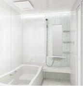 浴室 お風呂 タカラスタンダード プレデンシア 壁パネル GZ グリーンモザイク