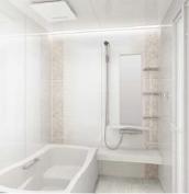 浴室 お風呂 タカラスタンダード プレデンシア 壁パネル HB ベージュボーダー