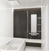 浴室 お風呂 タカラスタンダード プレデンシア 壁パネル DB ダークブラウン