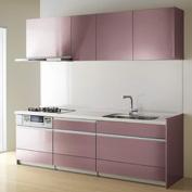 キッチン クリナップ STEDIA ステディア 基本プラン 扉カラー ボーテロゼ