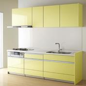 キッチン クリナップ STEDIA ステディア 基本プラン 扉カラー クリスタシトロン