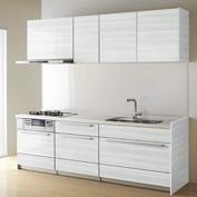 キッチン クリナップ STEDIA ステディア 基本プラン 扉カラー ペアウッドホワイト