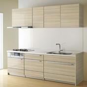 キッチン クリナップ STEDIA ステディア 基本プラン 扉カラー CWX ペアウッドアッシュ