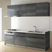 キッチン クリナップ STEDIA ステディア 基本プラン 扉カラー CWZ マリンウッドダーク
