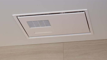 浴室 お風呂 ユニットバス バスルーム 戸建て TOTO SYNLA シンラ  Gタイプ 換気設備 暖房換気扇