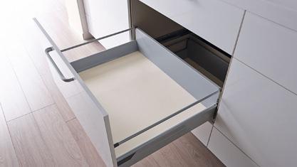 キッチン LIXIL アレスタ フロアユニット 引出し底板(メラミン)