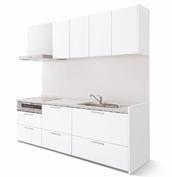 お風呂 浴室 Panasonic リビングステーション V-style 標準プラン スライドタイプ 扉カラー VI10[IW]:ホワイト