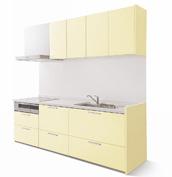 お風呂 浴室 Panasonic リビングステーション V-style 標準プラン スライドタイプ 扉カラー VM10[MY]:イエロー